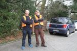Parking Volunteers Needed